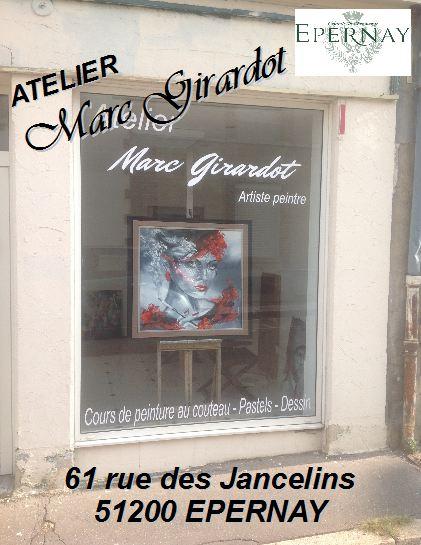 Capture -ateleir eprnay- marc girardot- cours peinture au couteau- dessin- pastel -eprnay- reims-